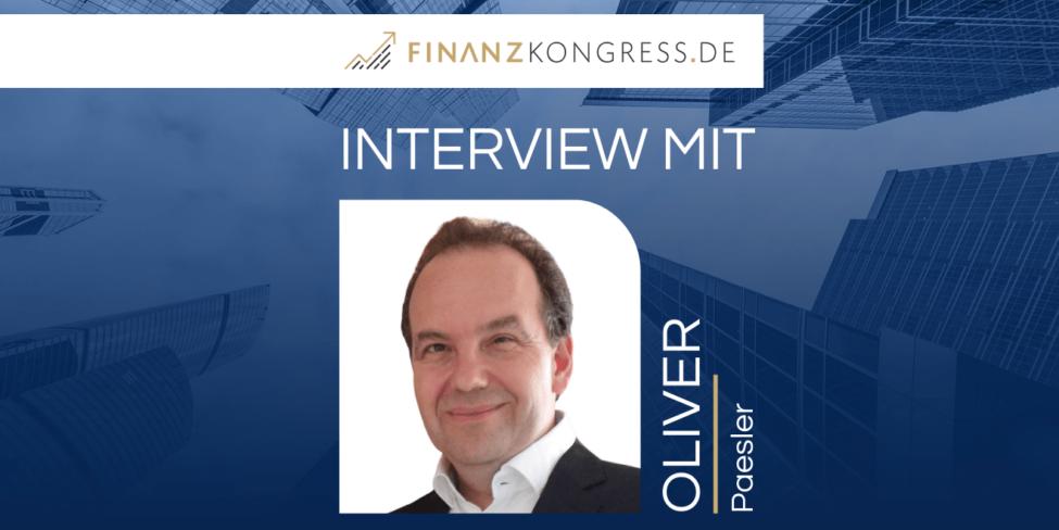 Oliver Paesler im Finanzkongress-Interview