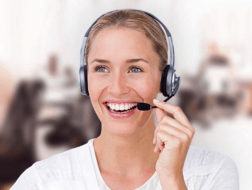 ©Bueroservice24 Telefonische Erreichbarkeit durch einen qualifizierten Mitarbeiter