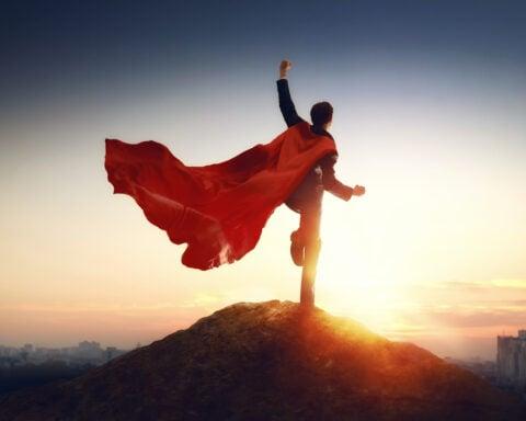 Superhelden und Gründer