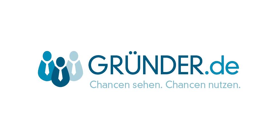 Gründer.de altes Logo