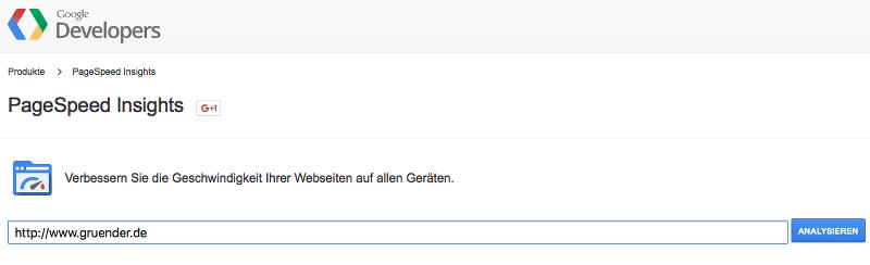 Website-Speed-Google
