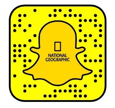 Snapchat-Accout NatGeo