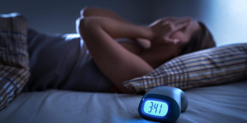 Schlafstörungen: Was sind die Ursachen und was kann man dagegen tun?