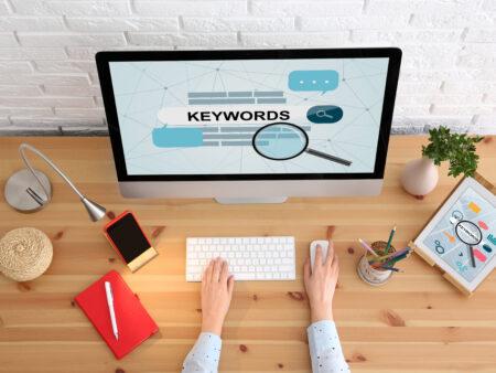 Keyword-Recherche