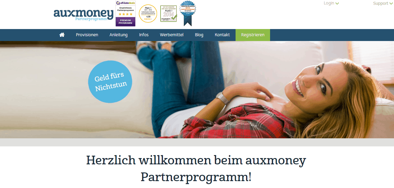 Affiliate Marketing über Inhouse Partnerprogramme