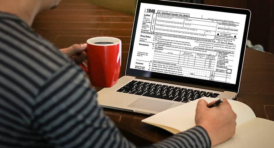 Online Steuererklärung