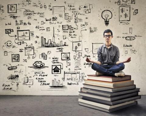 Konzentration Meditation