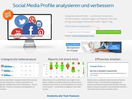 Die besten Social Media Tools