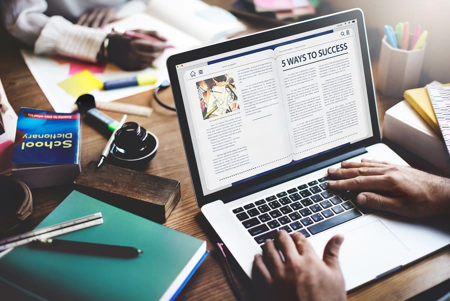 E-Books im Internet verkaufen