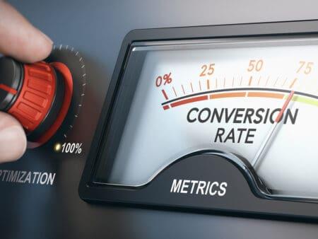 Conversion-Rate optimieren