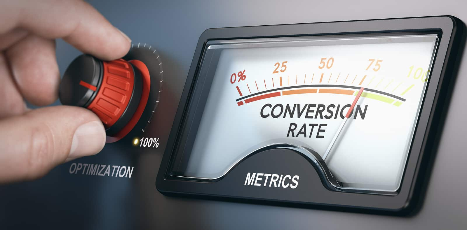Conversion-Rate optimieren