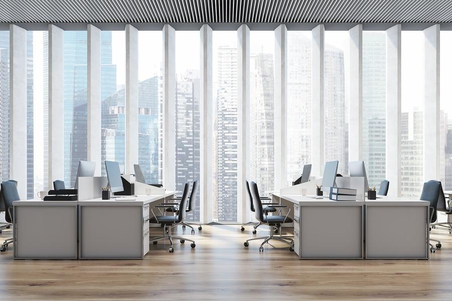 Schreibtisch Coworking Co Verschiedene Büro Typen Auf Einen Blick
