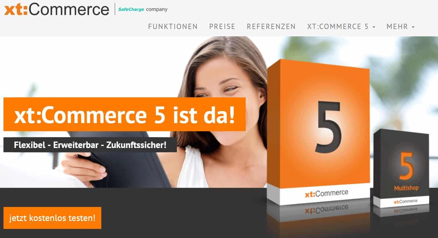 abc86d88c44549 Das Mutter-Unternehmen von Gambio vertreibt mit xt Commerce 5 –  Einzelshoplizenz und xt Commerce 5 – Multishop zwei verschiedene  Softwarevarianten.