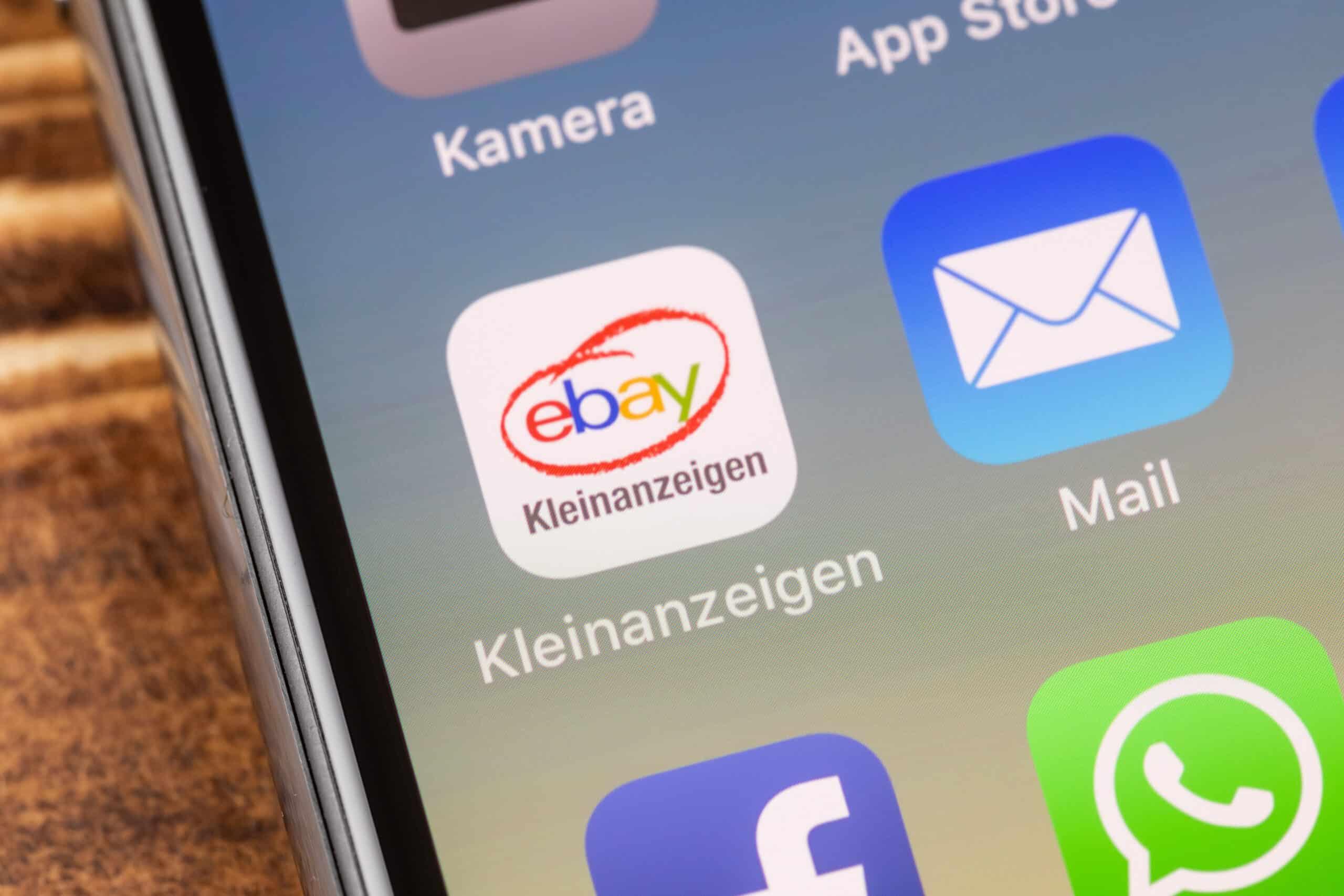 Ebay Kleinanzeigen Störung 2021