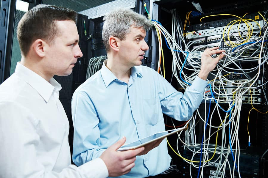 Computer Service - Server
