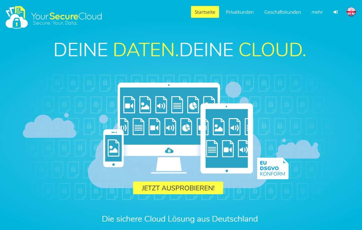 YourSecureCloud