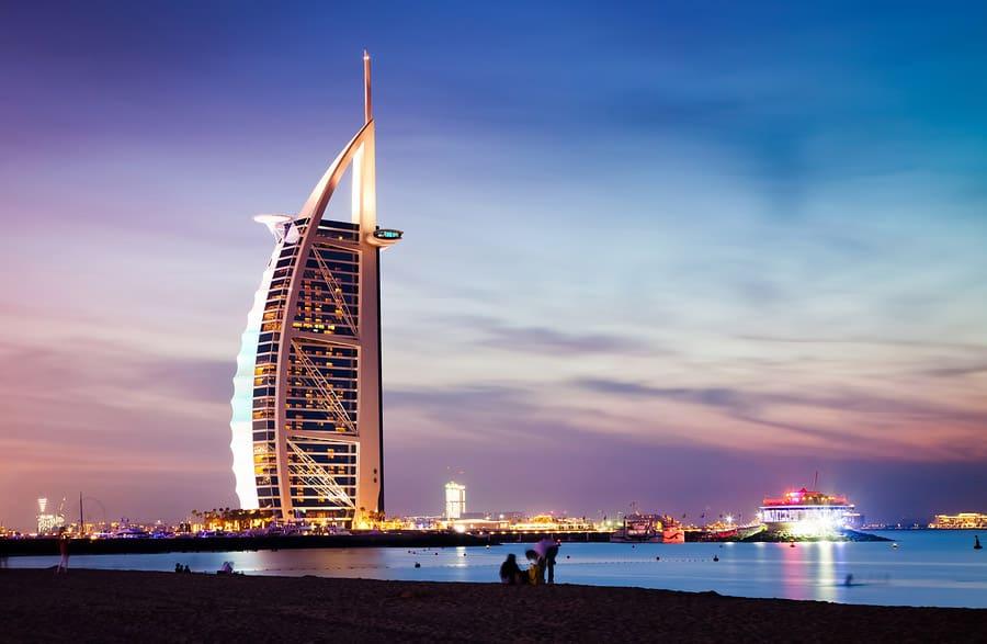 Dubai Standort