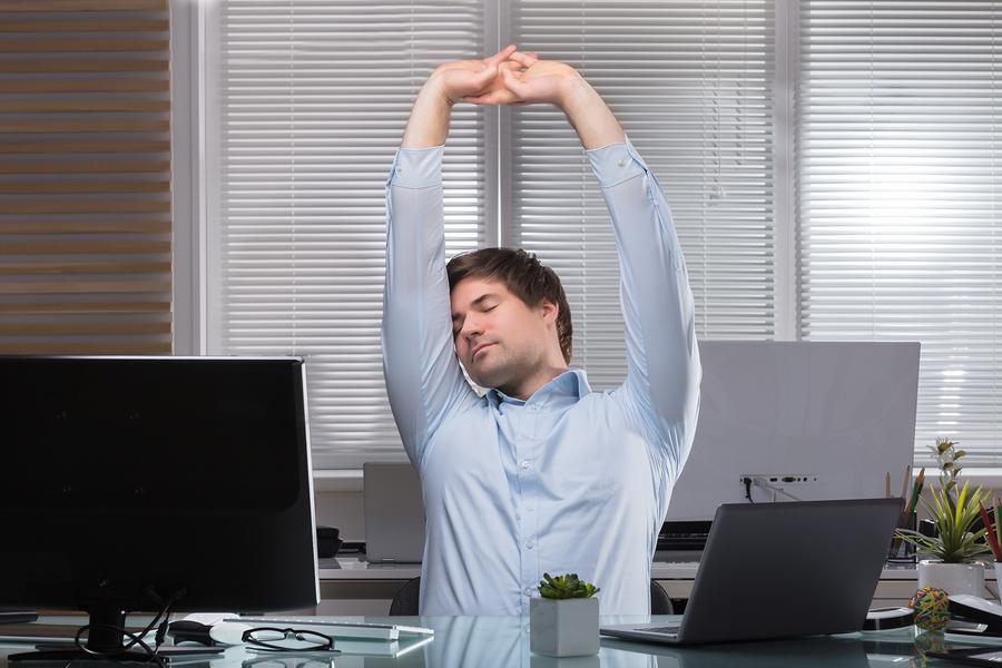 Richtig Sitzen Am Arbeitsplatz Wird Oft Vernachlässigt Gründerde