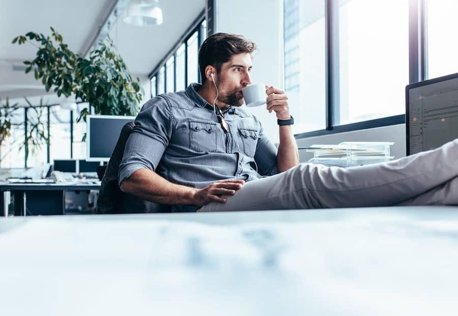 Als Selbstständiger motivieren: Pausen helfen