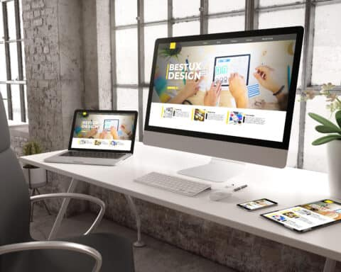 Mit einem Homepage-Baukasten die eigene Webseite erstellen