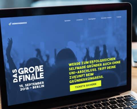 Gruenderkongress 2018