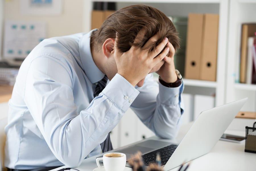 Stress Nicht Normalzustand