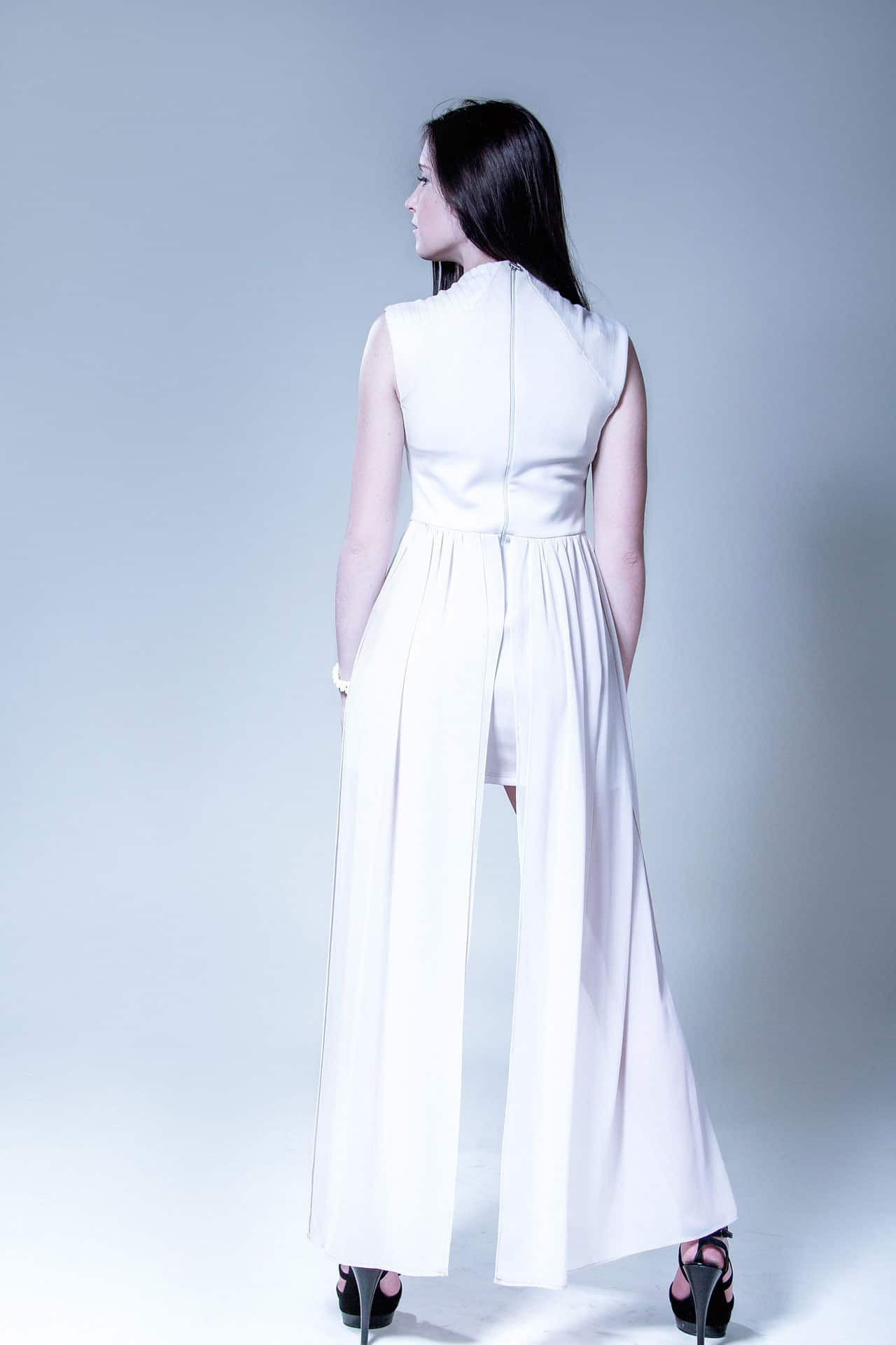 Fotografie Frau im Kleid