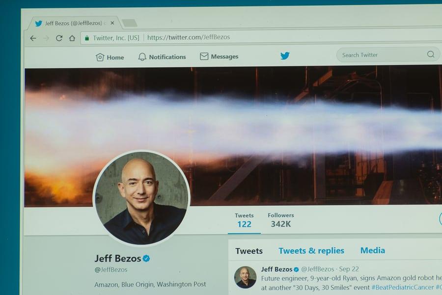 Jeff Bezos - Amazon wird scheitern