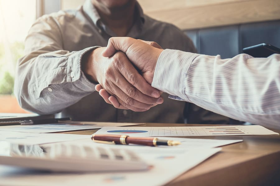 Kooperation Mit Großunternehmen