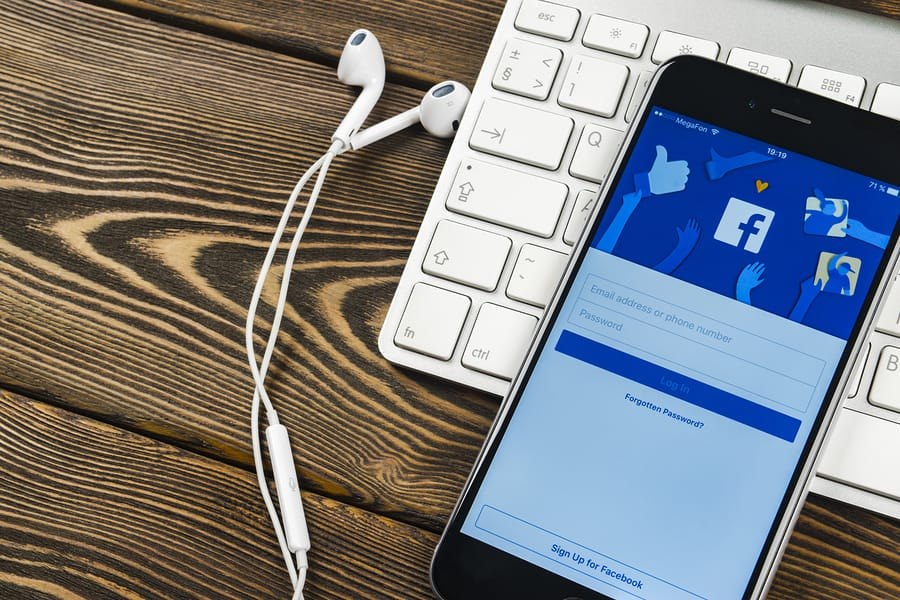 Sichtbarkeit auf Facebook