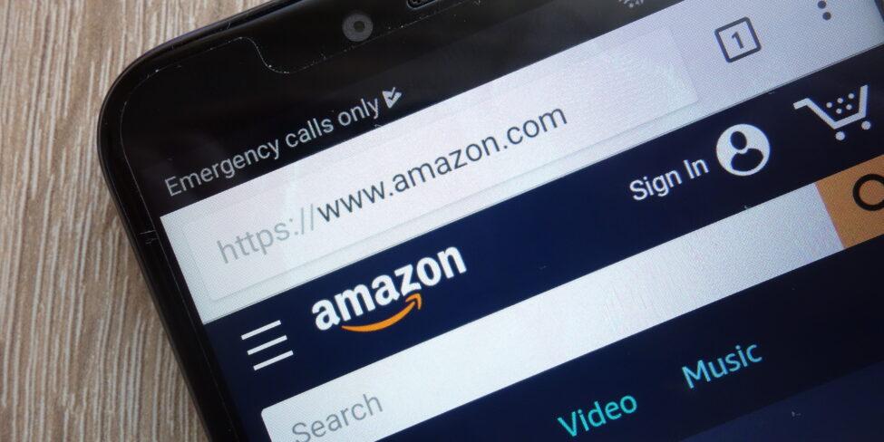 Amazon als Konkurrenz