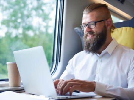 4 Tricks für digitale Nomaden