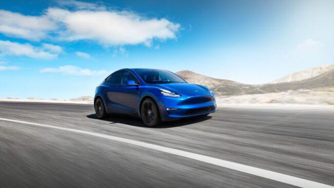 Die Tesla-Aktie bricht neue Rekorde