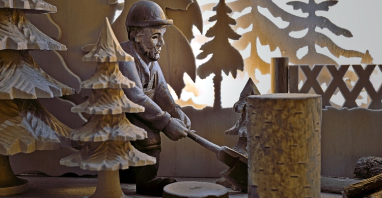 DIY-Ideen: Holzarbeiten