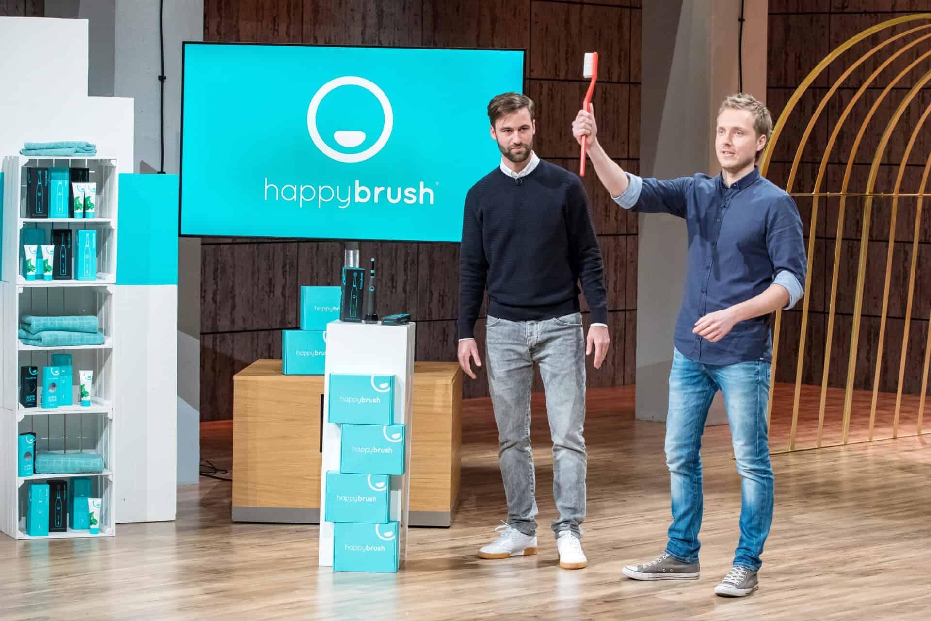 Happybrush gehört zu den bekanntesten Produkten der Sendung.