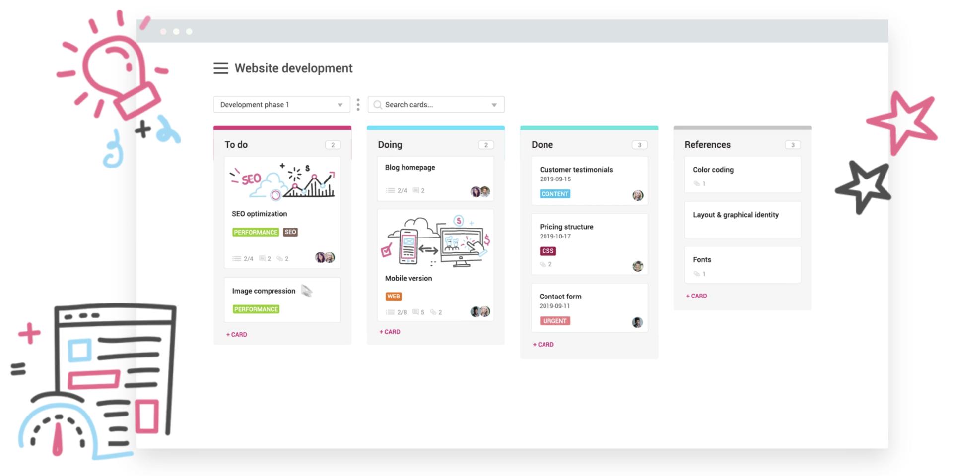Mit dem kostenlosen Projektmanagement-Tool Nutcache lassen sich auch
