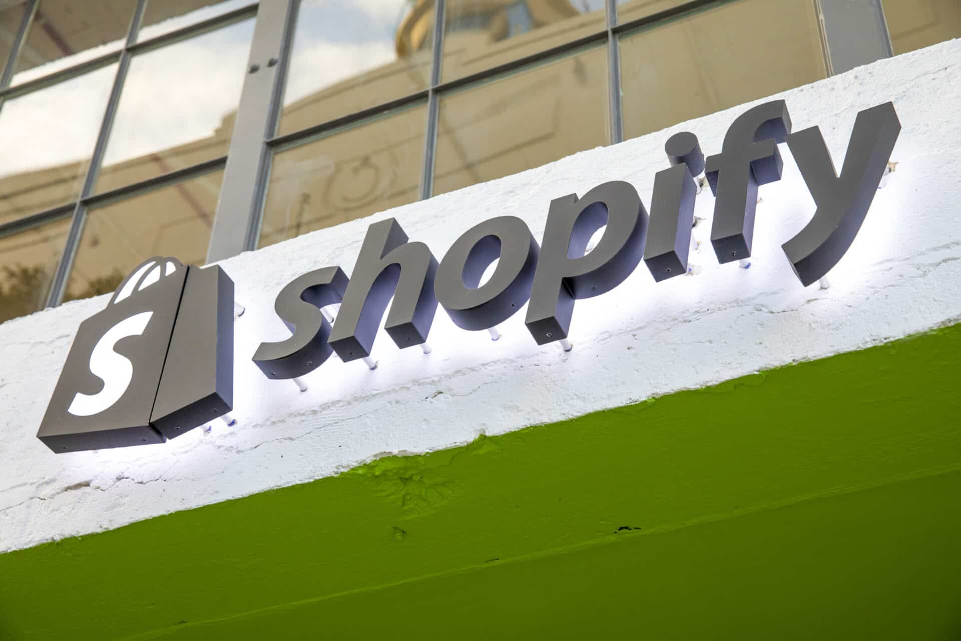 Die Online-Shop-Software Shopify wächst weiter