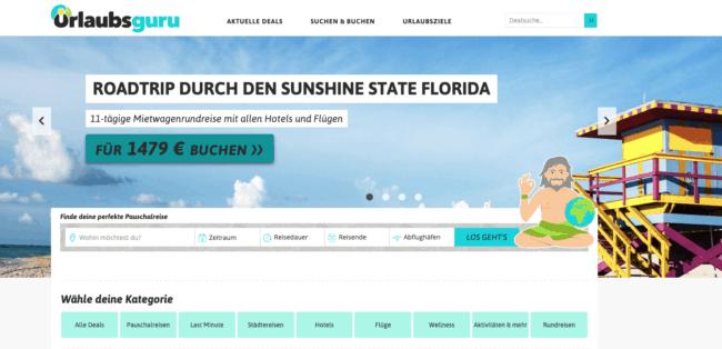 Urlaubsguru ist bereits ein erfolgreiches etabliertes Unternehmen aus den Ruhrgebiet