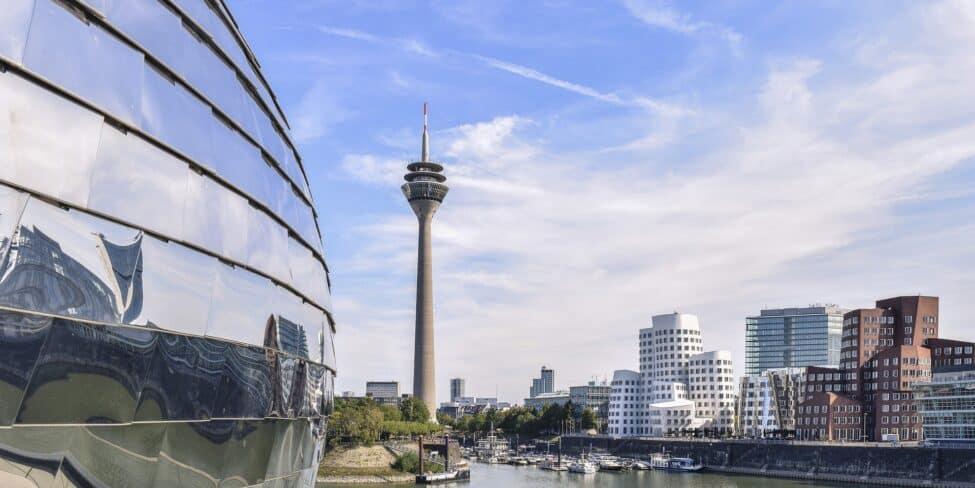Startups in Düsseldorf (Medienhafen)