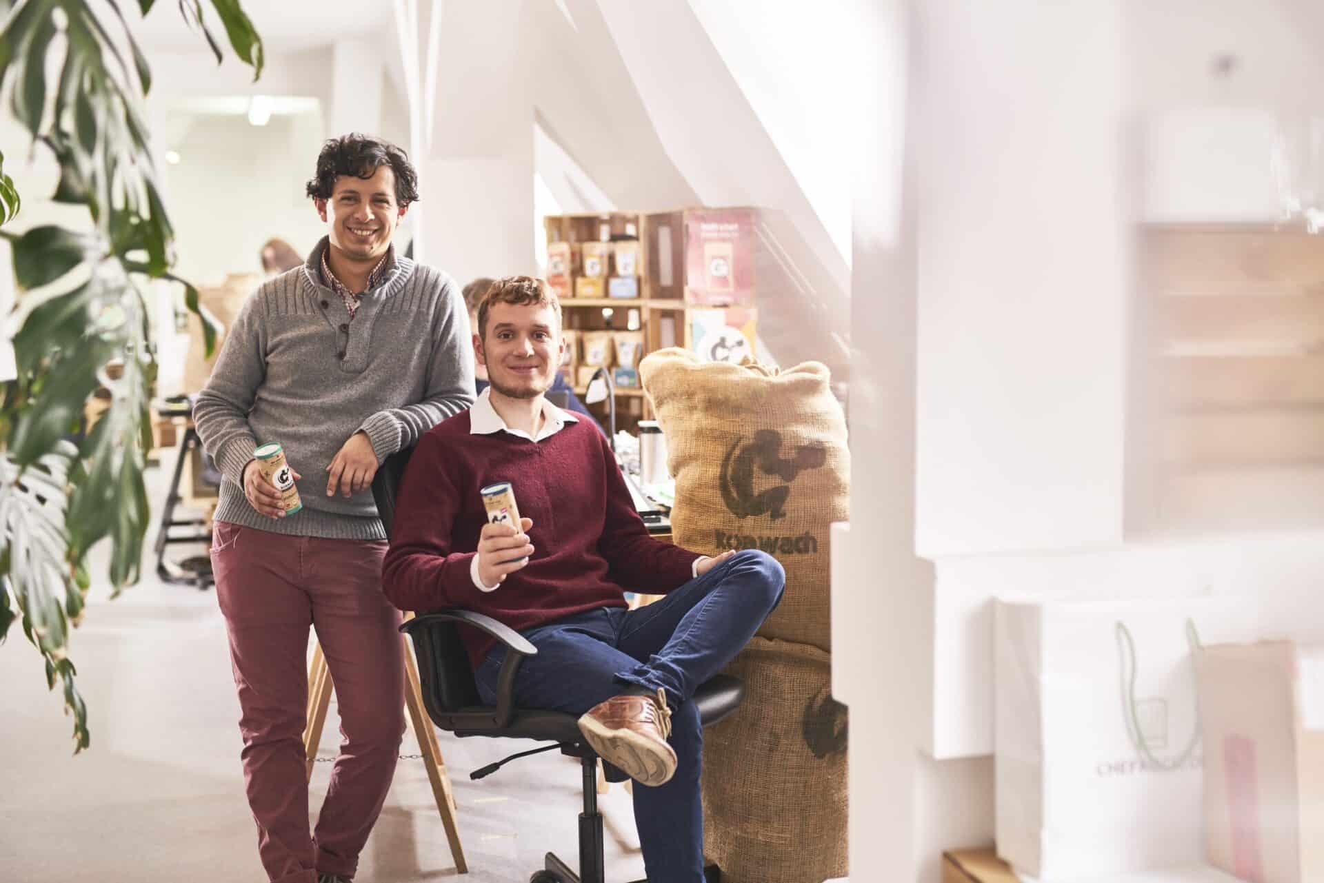 Koawach gehört zu den bekanntesten Produkten der Sendung.