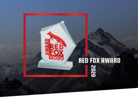 Der RED FOX Award wird im Rahmen des Errfolgskongresses verliehen