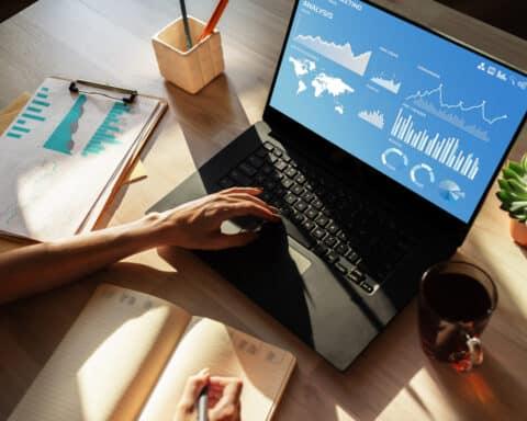 Nutze KPI Dashboards um Pläne und Strategien auszuarbeiten.