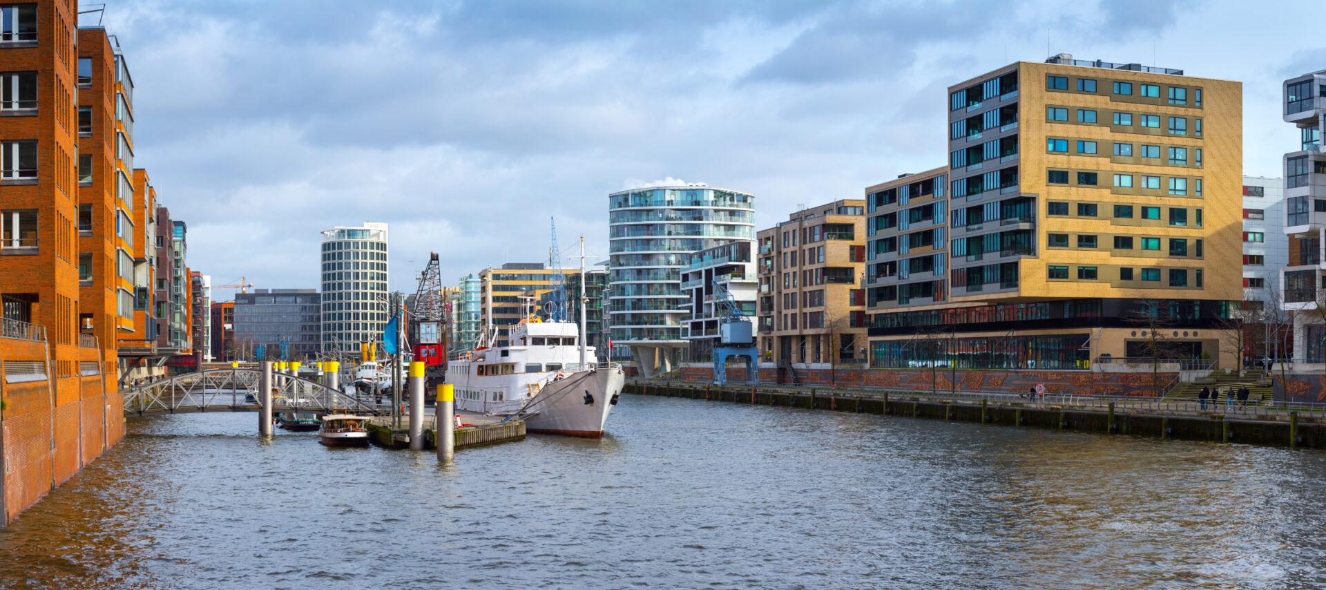 Virtuelle Geschäftsadresse mieten Hamburger Hafencity