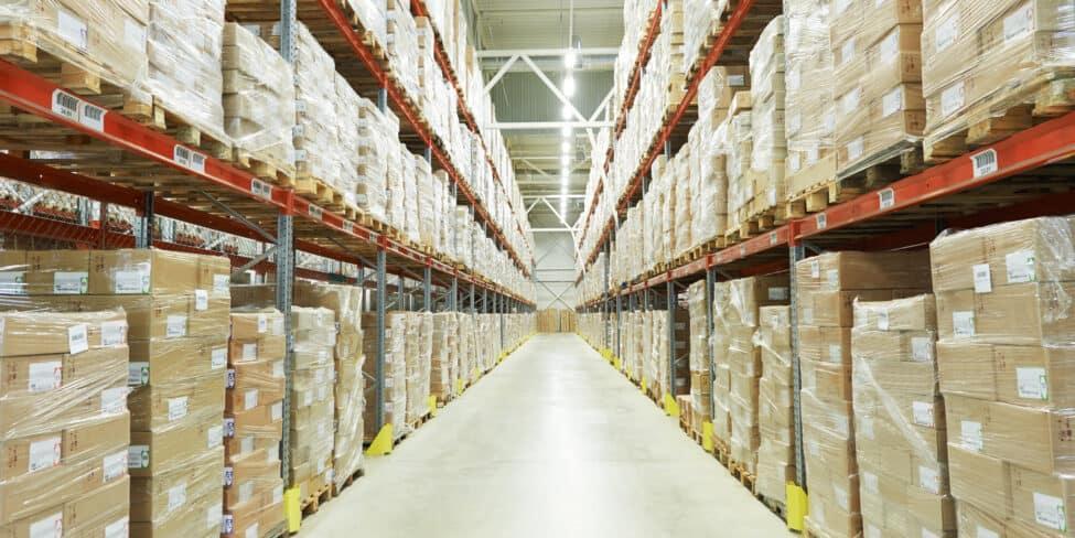 Mit der chaotischen Lagerhaltung massiv Platz sparen