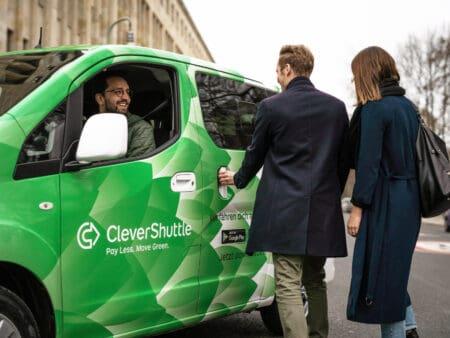 Clevershuttle will trotz Coronavirus seinen Service in Köln und Düsseldorf anbieten.