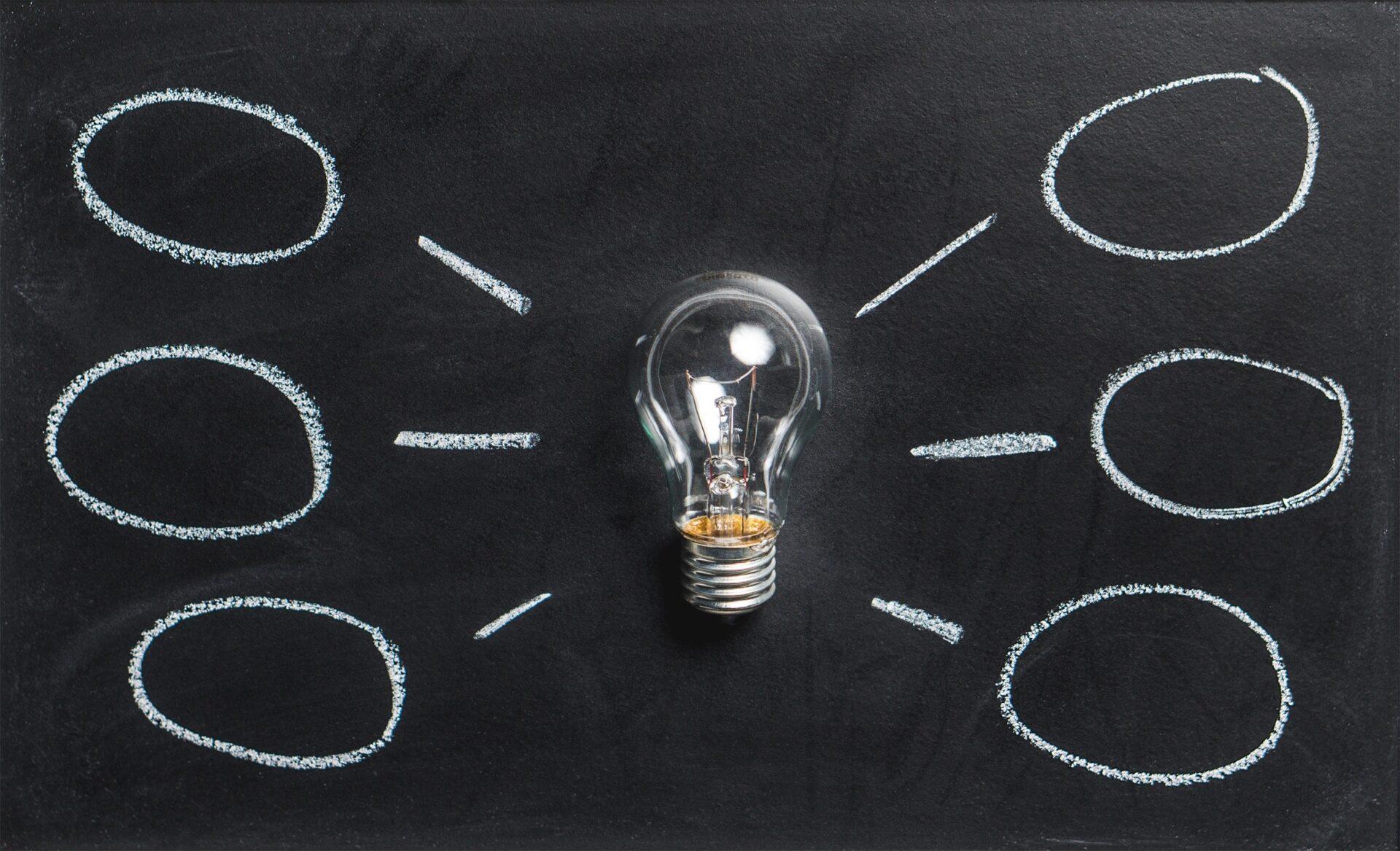 Eine Geschäftsidee finden ist ein langer Prozess