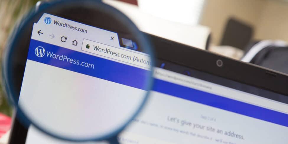 Landingpages erstellen geht mit Wordpress sehr einfach