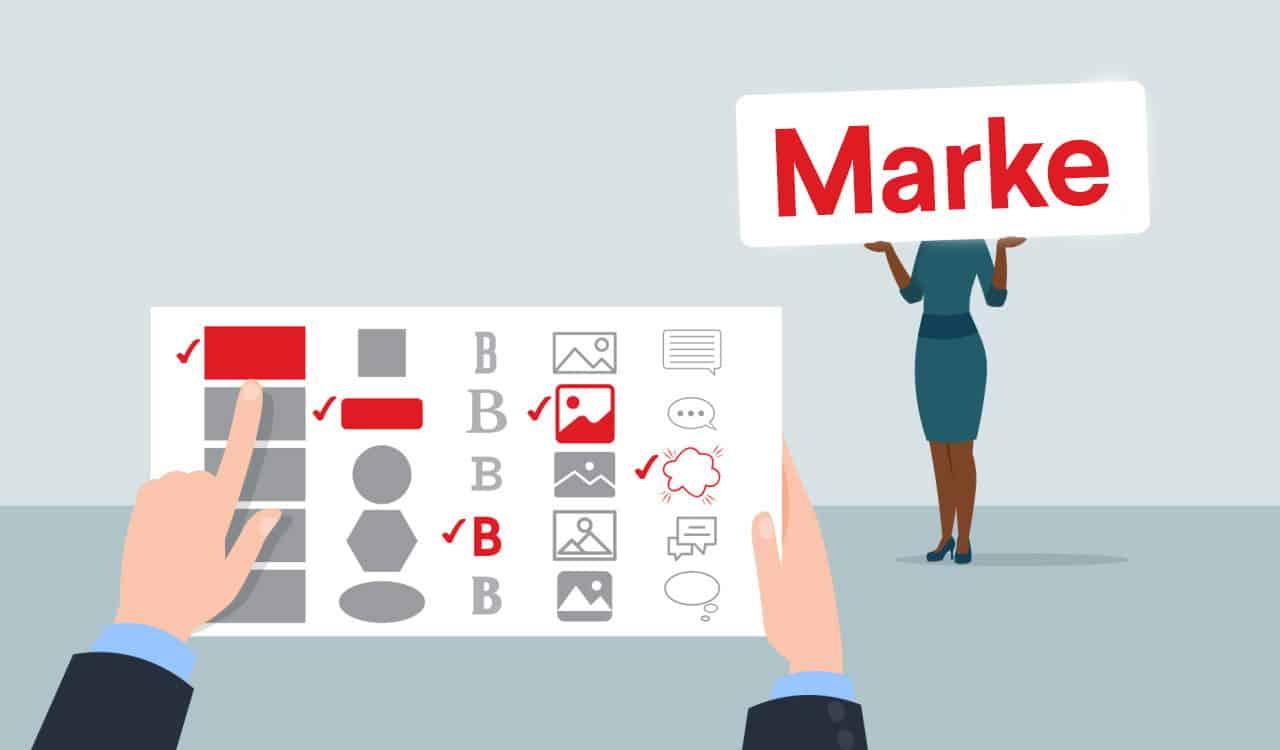 Markenidentität - 99designs