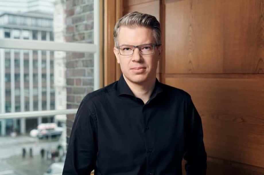 Die Höhle der Löwen-Jury Mitglied Frank Thelen