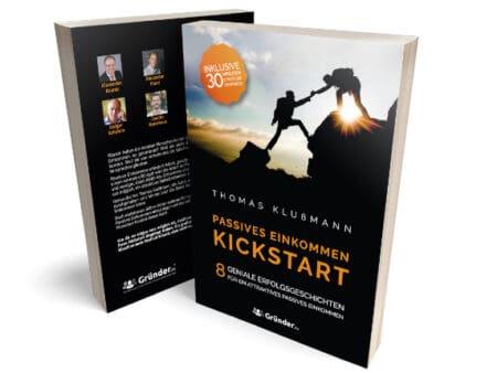 Kickstart-Buch: Passives Einkommen-Buch
